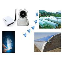 带视频反馈农业大棚卷帘机网络远程控制系统