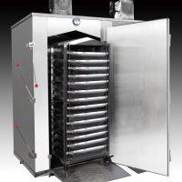 供应大型面包厂面包一体机 北京益友中央厨房设备厂家整车推入蒸房 醒发蒸制一体机