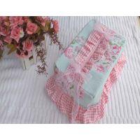 田园纸巾盒罩