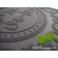 厂家直销/公司企业logo垫广告定做/拉绒地垫