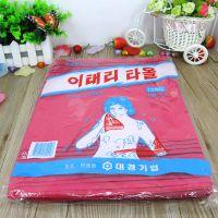 韩国进口 手套洗澡巾 半圆加厚海绵 沐浴专用 现货批发