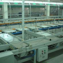 供应倍数链输送线—自动化装配设备领域—郑州水生机械