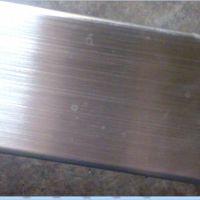 201不锈钢焊管 拉丝不锈钢方管(直纹拉丝)