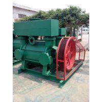 造纸机真空泵 真空干燥设备 2BE系列水环式真空泵 型号2BE3-40D大型真空泵