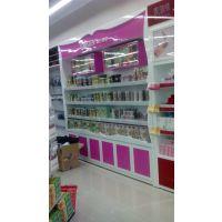 深圳展柜厂出售烤漆化妆品展柜