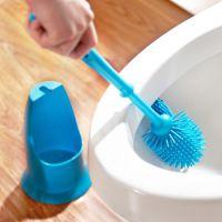 双向强力去污马桶刷 里侧清洁刷 创意洁厕刷