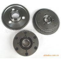 GY6 125,CG125,C110 摩托车发动机起动离合器,超越离合器等配件
