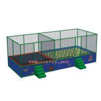 供应 儿童海洋球池 儿童游戏球池  长方形球池