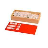 蒙氏教具 加法心算盒 幼儿园早教专用 蒙特梭利 M085