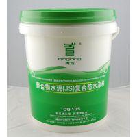 供应济南防水涂料哪种好_青龙JS复合防水涂料