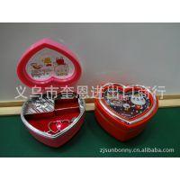 爱心形发声音乐盒 学生情侣生日礼物 广告促销赠品礼品  韩版创意