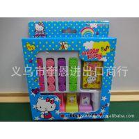 卡通印章套装 组合印章 益智玩具  韩国文具批发 学生礼品奖品