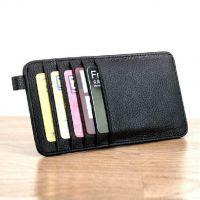 新款卡包超薄 多卡位卡片包 男士女式韩版长款