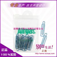 韩国创意礼品 菱形回形针 三角回纹针回纹针 热销异形回形针