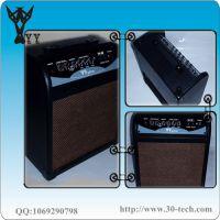 原音YY吉他音箱电吉他音箱木吉他音箱卖唱音箱吉他练习音箱吉他YY-15B练习、表演弹簧混响吉他音箱