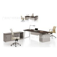 广州办公家具厂家 办公桌 简约时尚现代 组合位钢架办公台