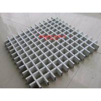 供应铝格栅、铝方通、铝挂片、铝扣板、重庆市铝格栅吊顶