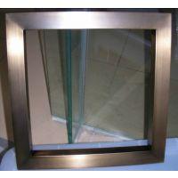 玫瑰金心形不锈钢画框生产厂家 弧形不锈钢画框来图加工定做