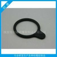 工业硅橡胶杂件 电器密封件 密封圈 工业硅橡胶用品 深圳橡胶厂家