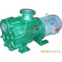 供应ZBF氟塑料耐腐蚀自吸式卧式磁力驱动离心泵 苏州塑料磁力泵 苏州水泵销售