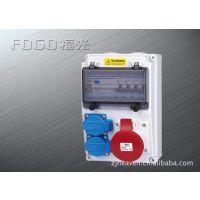 供应欧式防水电箱 IP65超厚电源箱  高空码头装用