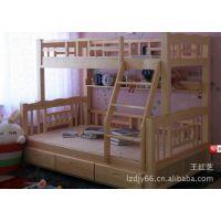 实木儿童床 上下铺 高低床 上下床 子母床 双层床 分体床