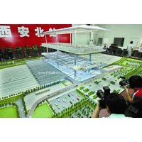 冠标承接全国各地城市规划沙盘模型制作