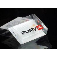 定做苹果5S三星通用中性手机壳包装PVC吸塑塑料盒无内托 挂钩盒厂家
