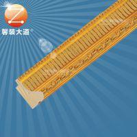 相框线条 木质 实木画框定制 镜框线条批发 上海厂家直销5238G