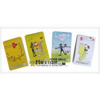 厂家定做外贸通用双卡位卡夹 PU卡包仿皮时尚卡包 韩版PVC卡夹