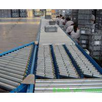 河南无动力滚筒输送线制造、滚筒线、辊道线滚筒输送机_水生机械_价格实惠