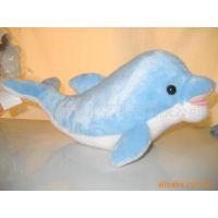 供应毛绒玩具-海洋系列-海豚-外贸出口厂家-填充玩具-公仔-海洋生物