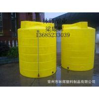 供应银川2吨塑料水箱 乌海2吨防腐蚀搅拌水箱 质保五年
