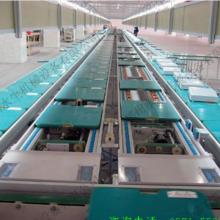 倍速链输送线 平面循环系统 倍速链线——郑州水生机械