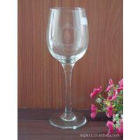 供应透明玻璃高脚杯 红酒杯 葡萄酒杯 果汁杯
