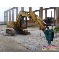 上海杨浦区控江路现代130挖掘机带破碎锤出租 各种施工开挖