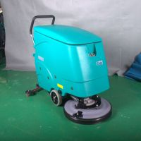 供应无锡常熟洗地机 工厂车间用手推式洗地机