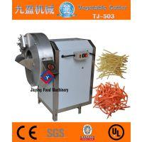 广州九盈切姜片机,广西切鱼生机,小型切香蕉片机TJ-503