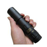 超实用10*30*25微光夜视非红外袖珍伸缩变焦变倍单筒海盗式望远镜