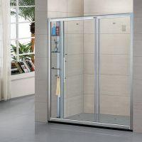 供应安琪诗AY1103【淋浴屏】一字型铝合金淋浴屏淋浴房图片淋浴房价格