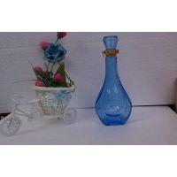 厂家直销125ml玻璃小酒瓶保健酒瓶大肚白酒瓶分装玻璃瓶