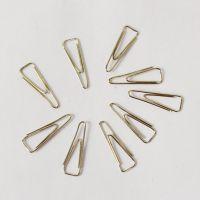 上海回形针 三角回形针C62 镀镍回形针 04020044