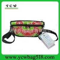 深圳箱包工厂 古治尼龙化妆包 特价化妆包 促销工具包 外贸手拿包