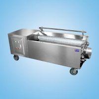 根茎脱皮洗菜机|土豆去皮机价格尺寸-北京益友中央厨房设备有限公司