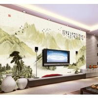 上海厂家供应玻璃瓷砖上能打印图案的自动化喷绘机