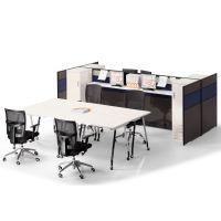 西安职员办公桌 西安办公家具 推荐欧乐办公家具 4006608869