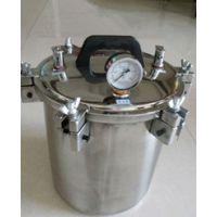 九州空间供应手提式高压蒸汽灭菌锅 产品型号:JZ-280A