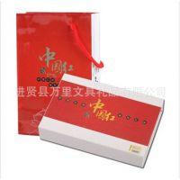 万里文具 中国红瓷 陶瓷笔 签字笔 商务礼品 创意礼品定制LOGO