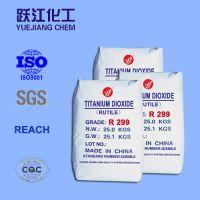 供应钛白粉R299色母粒专用型 高遮盖力钛白粉 塑料专用型钛白粉