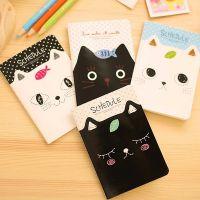 小猫咪笔记本 定做学生奖品小本子 卡通日记本 创意韩国文具
